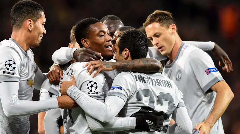 UCL: Rampant Manchester United run riot in Moscow - The ...