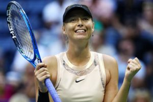 At US Open, Maria Sharapova sniping practically a sport itself