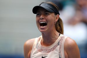 Sharapova, Halep open 2018 season with victory