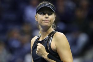 Maria Sharapova and Angelique Kerber light up Aussie Open