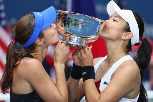 Martina Hingis amazed by US Open doubles win, 25th Slam title