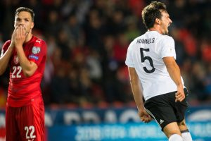 Germany keep record intact with narrow win against Czech Republic