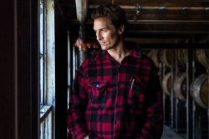 Matthew McConaughey teams up with Kiehl's to benefit autism