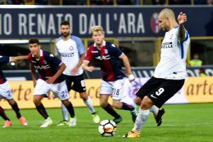 Serie A: Mauro Icardi rescues Inter at Bologna