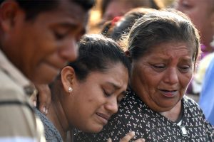 Mexico City residents remain homeless after earthquake