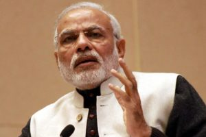 If you litter, don't say Vande Mataram: Modi