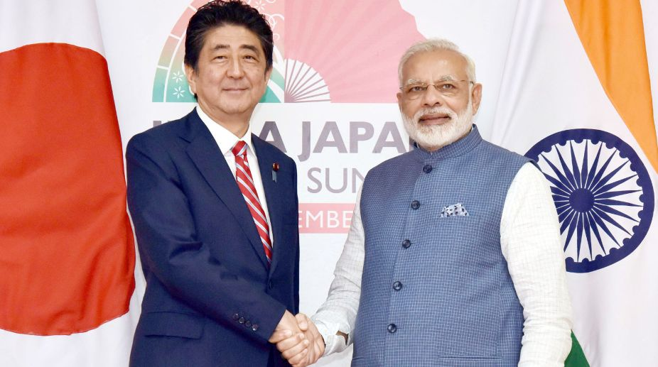 India, Japan, Japan PM, Shinzo Abe, Narendra Modi, Act east forum