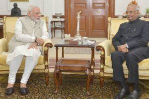 President Kovind, PM Modi pay tributes to Indira Gandhi on birth centenary