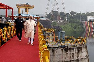 Sardar Sarovar Dam an engineering miracle that faced many hurdles: PM Modi