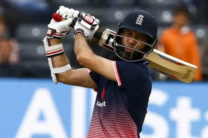 Hundred hero Moeen Ali 'presses the button' in England six-fest