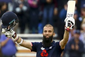 Ton-up Moeen Ali too much for West Indies