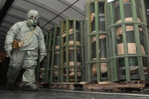 Russia completes chemical weapons destruction
