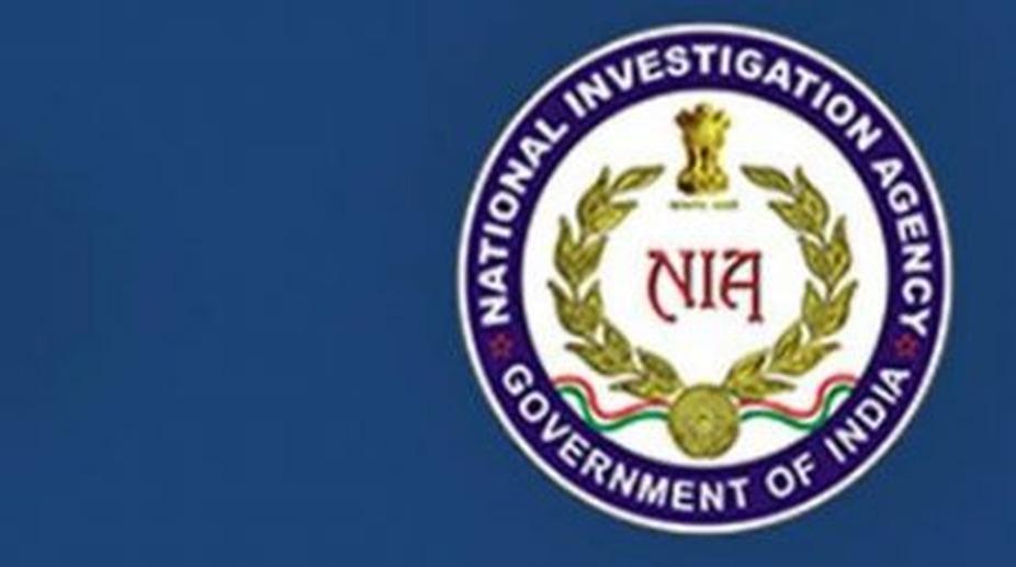 NIA, LeT terrorist, custody, Anti-Terrorist Squad