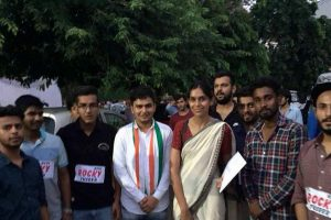 NSUI alleges tampering of DUSU results, to approach court