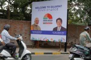 Modi to hold road show with Japanese PM in Ahmedabad