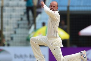 2nd Test: Bangladesh on top despite Nathan Lyon's seven wickets