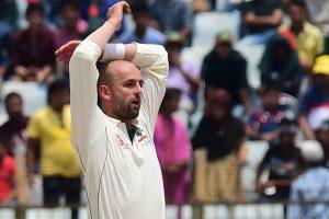 Nathan Lyon triggers Bangladesh collapse