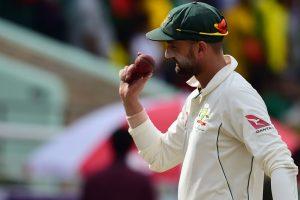2nd Test: Bangladesh reach 253-6 despite Lyon's five wickets