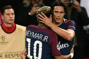 UCL: Neymar, Edinson Cavani unite as PSG thump Bayern Munich