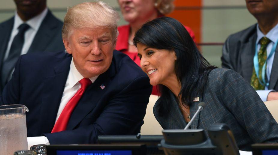 US President, Donald Trump, Jerusalem, Nikki Haley