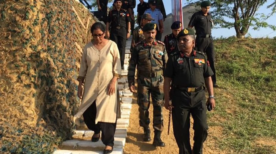 Defence Minister, Nirmala Sitharaman, Sunjuwan anti-terror operation, General Bipin Rawat