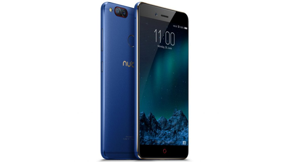 Nubia Z17 mini limited edition with 6GB RAM, dual 13MP+13MP rear camera launched in India