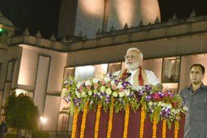 Sanitation is worship for me, says PM Modi