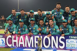 Pakistan beat World XI to lift Independence Cup
