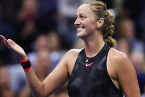 US Open 2017: Petra Kvitova beats Garbine Muguruza
