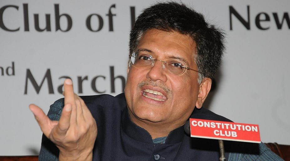 Recruitment policy in Railways is unbiased and transparent, says Piyush Goyal