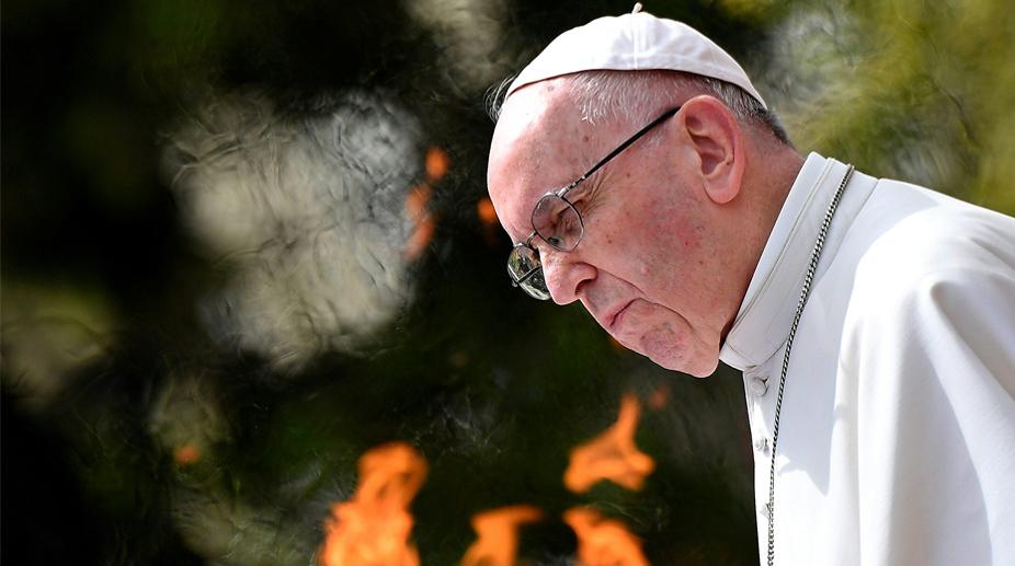 Myanmar, social media, Rohingya, Pope Francis