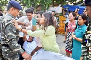 BHU violence: Students detained en route PM's residence, released