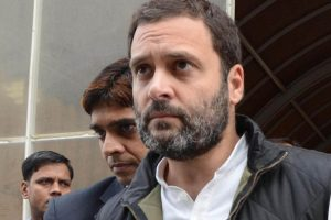 Rahul thanks Sushma for recognising Congress role in nation building