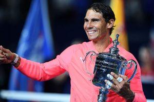 Rafael Nadal maintains No.1 spot in ATP rankings