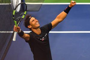 US Open 2017: Rafael Nadal beats Kevin Anderson to win 16th Slam