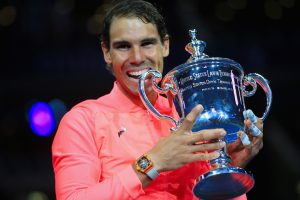 Rafael Nadal hails 'best season' and 'incredible era'
