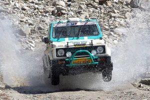 125 motorists to test nerves in 19th edition of Raid-de-Himalaya