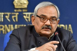 Rajiv Mehrishi likely to replace NN Vohra as governor of J-K