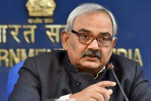 Rajiv Mehrishi takes oath as India's new CAG