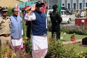 Security forces free to respond if Pakistan opens fire: Rajnath Singh