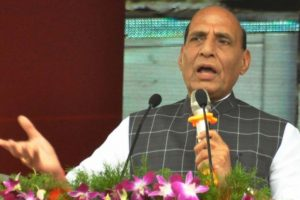 Rajnath calls for 'improved disaster preparedness'