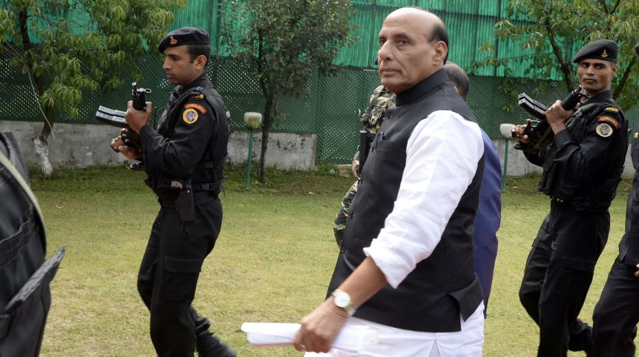 Rajnath Singh, Home Minister, BSF, Security forces, ceasefire violations, Pakistan,