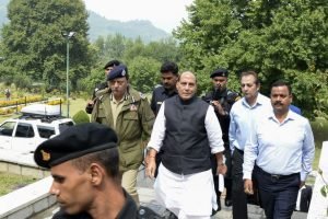 Sunjuwan terror attack: Home Minister Rajnath speaks to J-K DGP