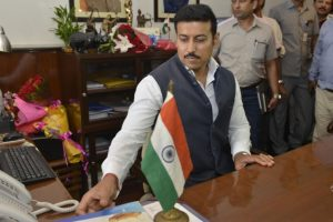 Matter of time before India play World Cup on their own: Rathore