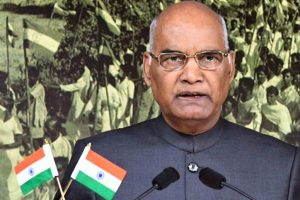 President Kovind to preside over two-day Governors' conference
