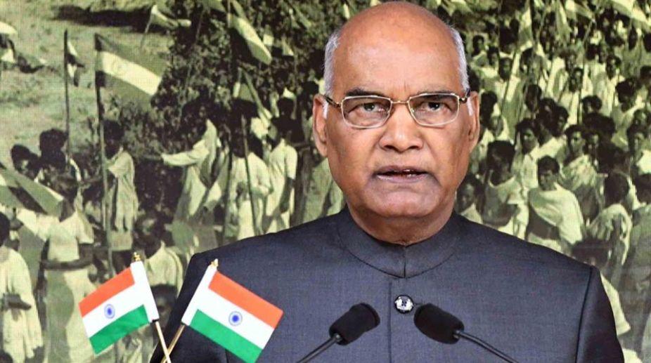 India, Ram Nath Kovind, President