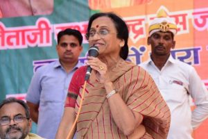 UP government working on various schemes on tourism: Rita Bahuguna