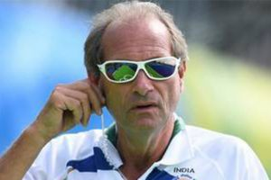 Indian hockey team head coach Roelant Oltmans sacked