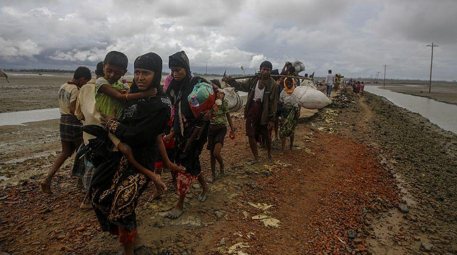 Rohingya, Bangladesh, Myanmar
