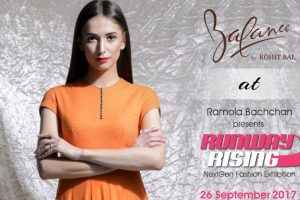 Are you ready for Runway Rising-a pre-Diwali Fashion, Lifestyle exhibition?